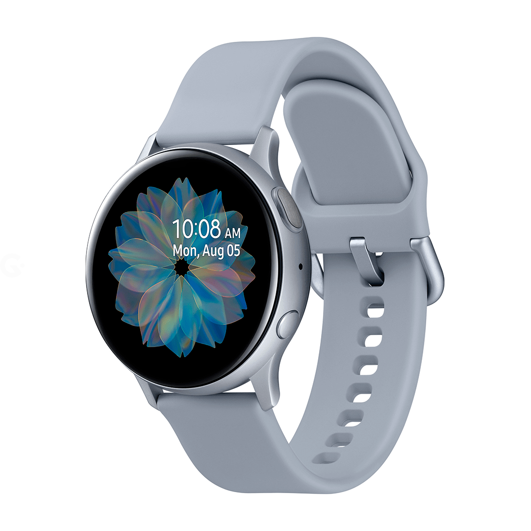 Умные часы Samsung Galaxy Watch Active2 алюминий 44мм, арктика