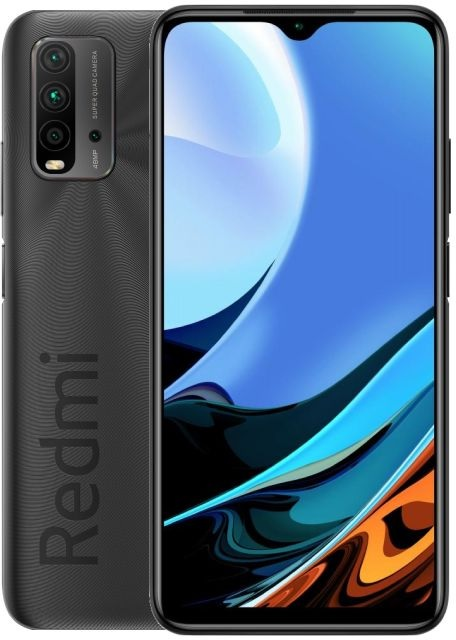 Xiaomi Redmi 9T 4/64GB NFC Carbon Gray (глобальная версия)