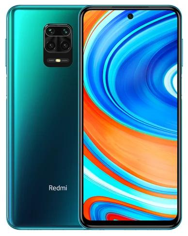 Xiaomi Redmi Note 9s 4/64 Синий (глобальная версия)