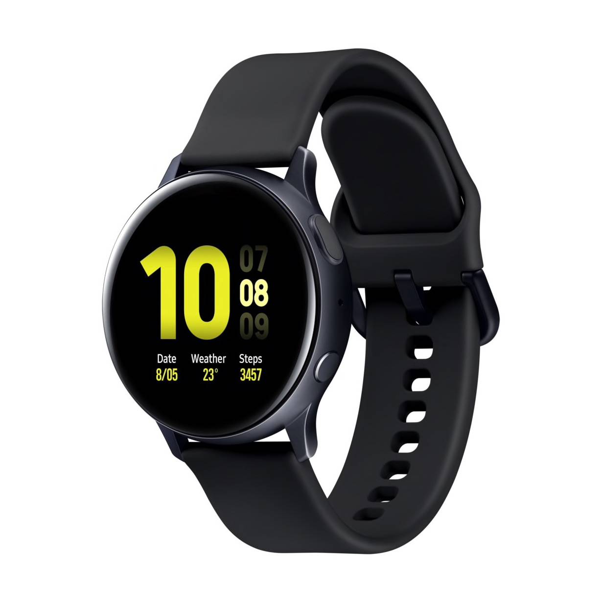 Samsung Galaxy Watch Active2 алюминий 40мм, лакрица