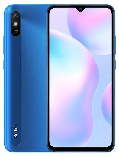 Xiaomi Redmi 9a 2/32Gb Синий (глобальная версия)