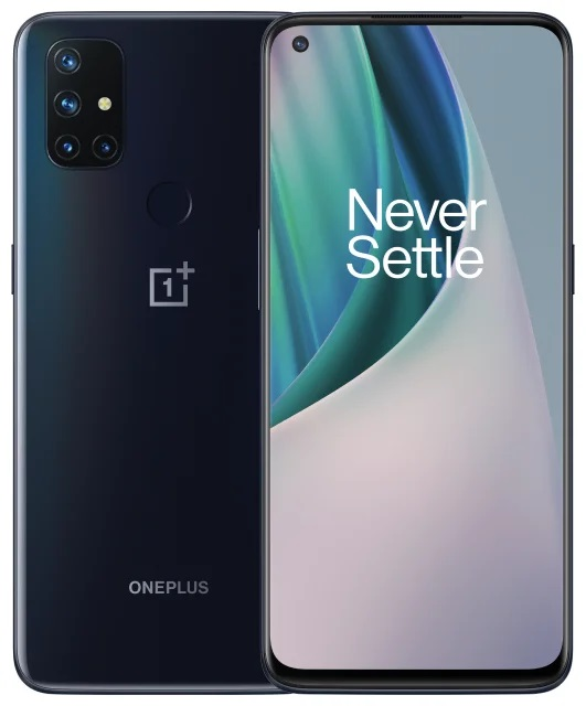 OnePlus Nord N10 5G Midnight Ice (Глобальная версия)
