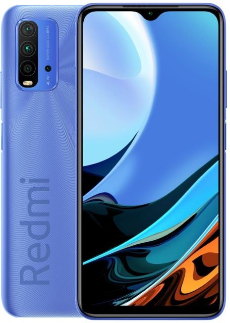 Xiaomi Redmi 9T 4/64GB NFC Twilight Blue (глобальная версия)
